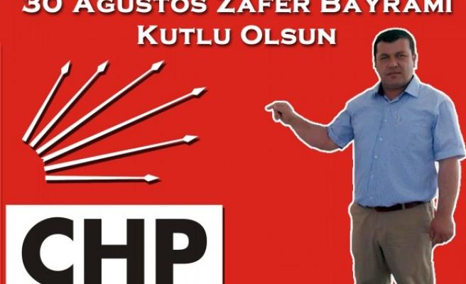 Ergün,30 Ağustos Zafer Bayramını kutladı