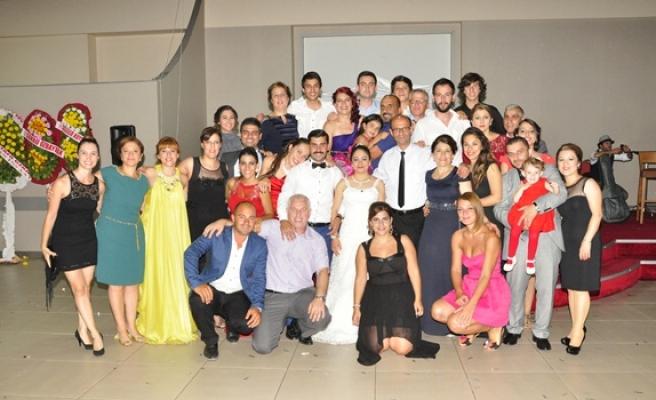 Karadeniz ve Kör ailelerinin mutlu günü