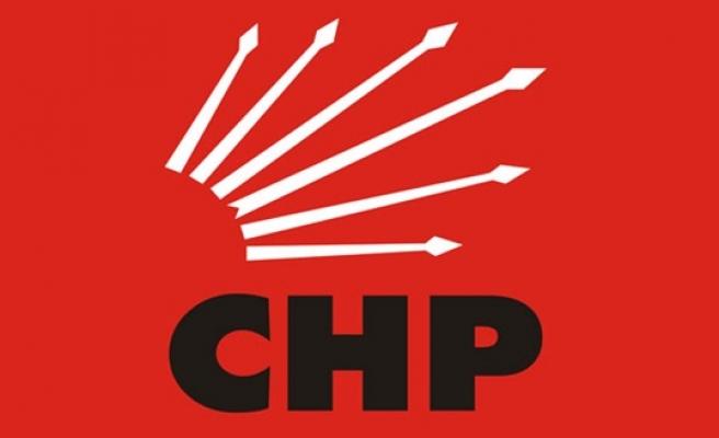 Chp 18. olağanüstü kurultay'ı başladı