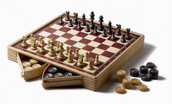 Satranç turnuvası sona erdi..