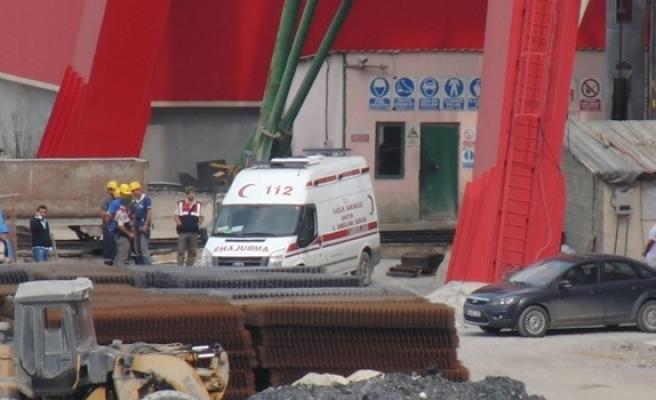 Özel maden ocağındaki göçükte 1 kişi hayatını kaybetti