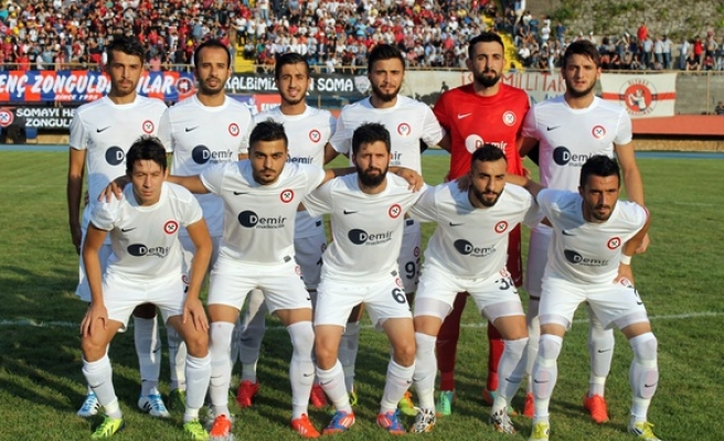 Zonguldakspor 0 - 0 Çorum Bld.Spor (Maç sona erdi)