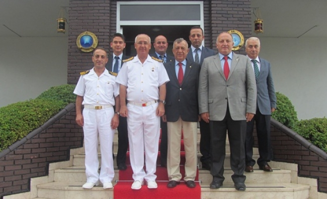 Erdem ve yönetim kurulu üyeleri ziyaretlerde bulundu