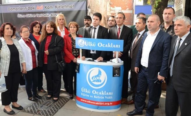 Damarlarındaki asil kanı kirletme kampanyası