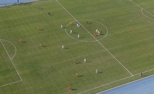 Zonguldak Kömürspor, Kızılcabölükspor´u 2-0´la geçti