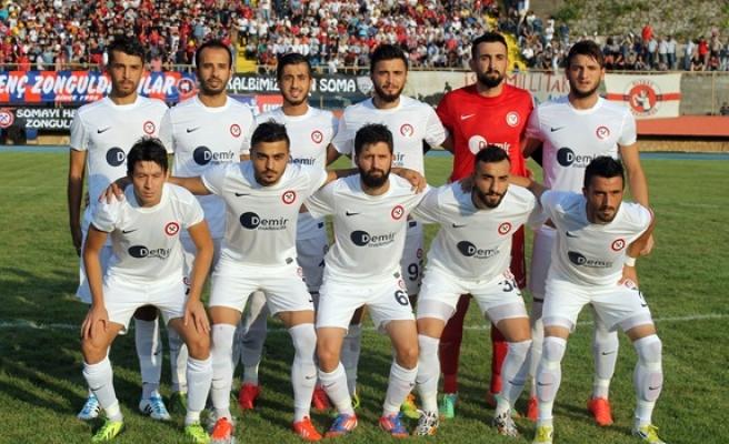MÜSİAD´dan Zonguldak Kömürspor´a kombineli destek