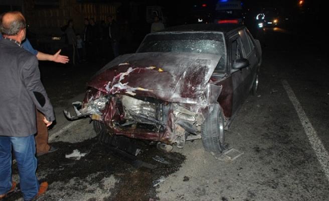 Ereğli´de trafik kazaları can aldı: 1 ölü 5 yaralı