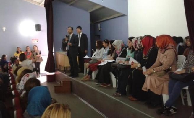 """Beü' öğrencilerinden """"Okulum evimde"""" projesi"""