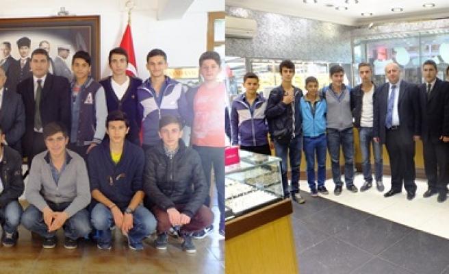 Zonguldak Ereğli Spor ´dan ziyaretler
