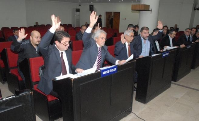 Zonguldak belediye meclisi kasım ayı ikinci toplantısı yapıldı