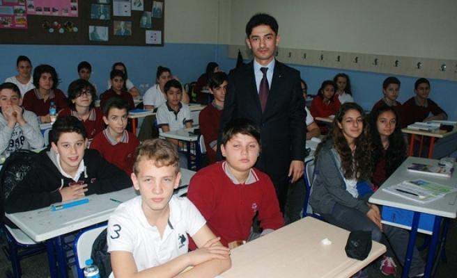 Yılın Öğretmeni Cumhurbaşkanlığı Sarayına davet edildi