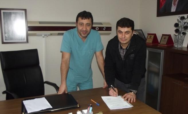 Kdz Ereğli Galatasaray Taraftarları Derneği üyelerine hizmet sunmaya  devam ediyor