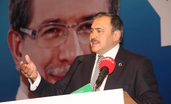 """Bakan Eroğlu: """"Adı üzerinde Mit, milli bir teşkilatımızdır"""""""