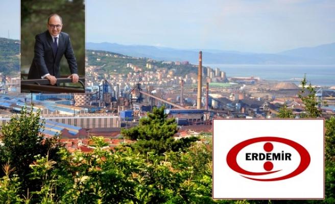 Erdemir Borsa İstanbul'un Sürdürülebilirlik Endeksi'nde