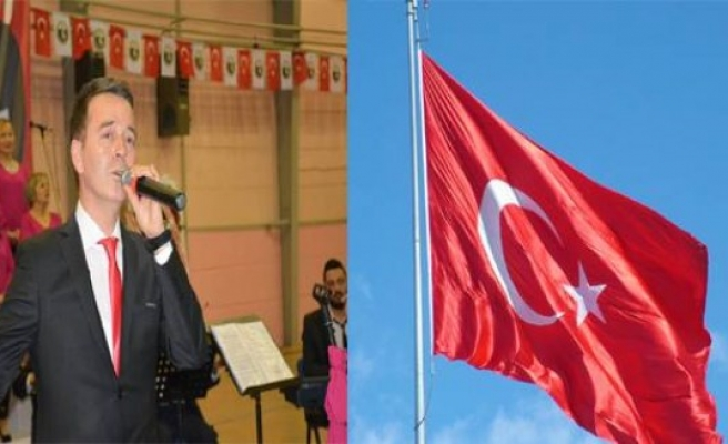 Türkiyenin En Büyük Bayrağı Alaplı'ya dikilecek
