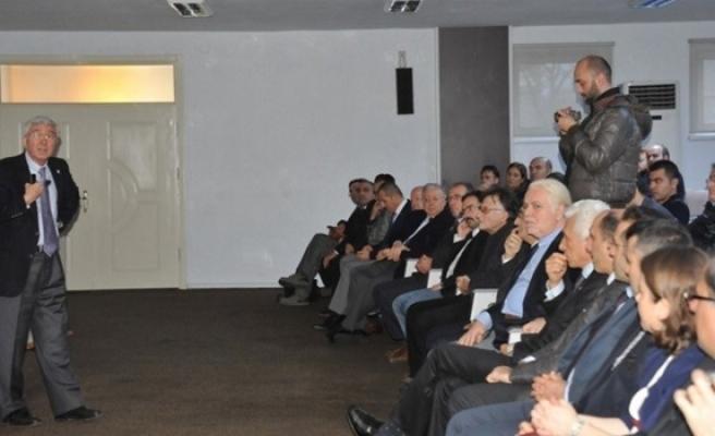 BEÜ´de Yükseköğretim Kalite Güvence Sistemi üzerine görüşler konferansı