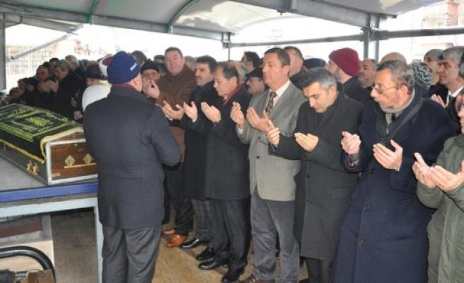 Hacı Hasan Likoğlu son yolculuğuna uğurlandı