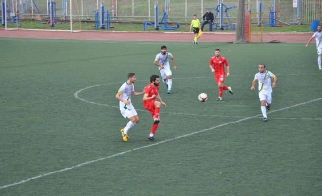 Kdz. Ereğli Belediyespor, haftayı 1 puanla kapattı
