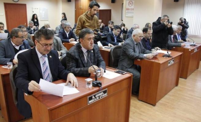 Il genel meclisi şubat ayı ilk toplantısını tamamladı