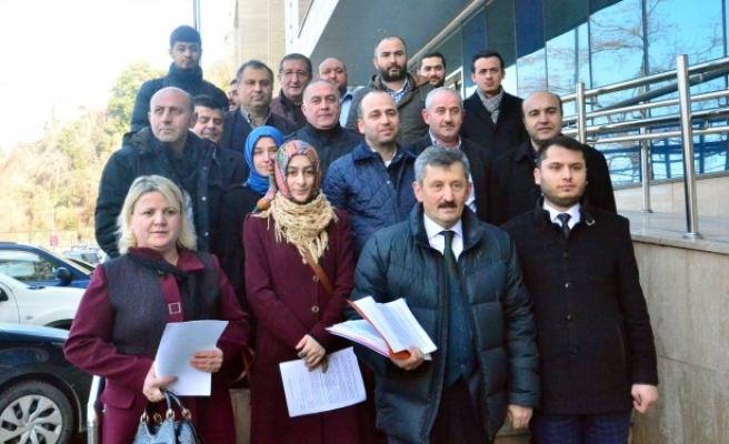 AK Parti Kılıçdaroğlu hakkında suç duyurusunda bulundu