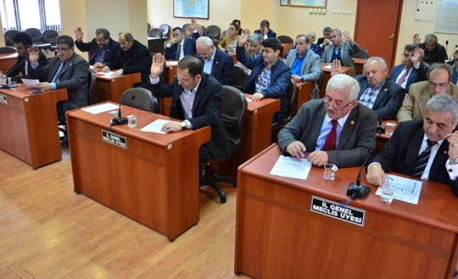 İl Genel Meclisi Şubat ayı son birleşim toplantısı yapıldı