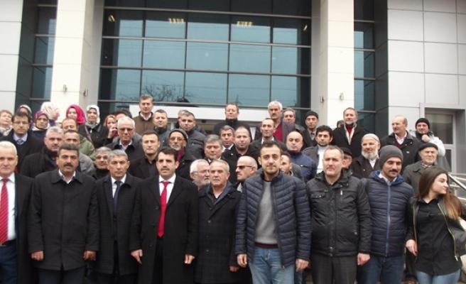 Ak Parti Ereğli, Kılıçdaroğlu hakkında suç duyurusunda bulundu