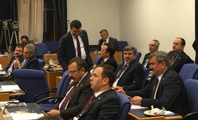 Çaturoğlu,Ereğli´ye Ağır Ceza Mahkemesi kurulmasını talep etti