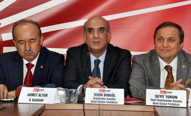CHP Genel Başkan yardımcısından taziye ziyareti tepkisi