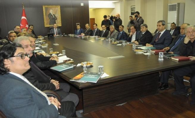 Sonuçlar Zonguldak kamuoyu ile paylaşıldı