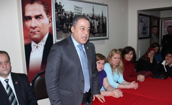 CHP PM üyeleri, Ereğli Belediyesi'nin geri almalarını istedi
