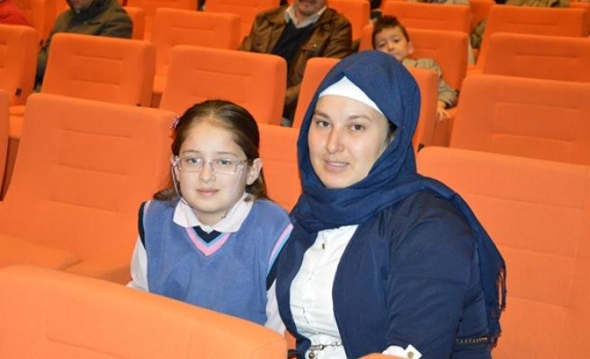 İstiklal Marşı'nı Güzel Okuma Yarışması düzenlendi