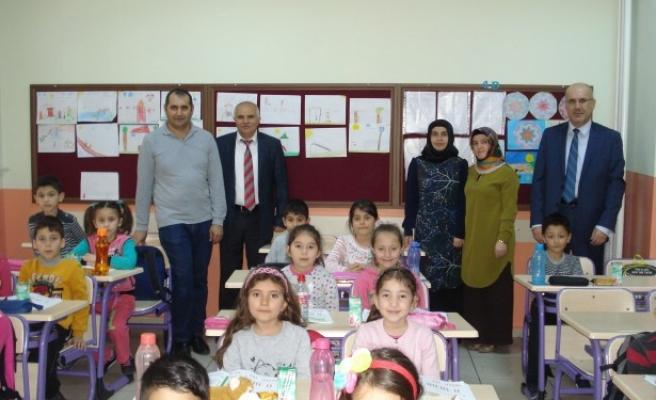 Kdz. Ereğli SGK  ilkokul öğrencilerine kurumu tanıttı