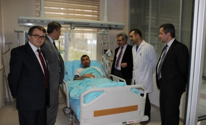 Kdz.Ereğli Devlet Hastanesinde yeni üniteler açıldı