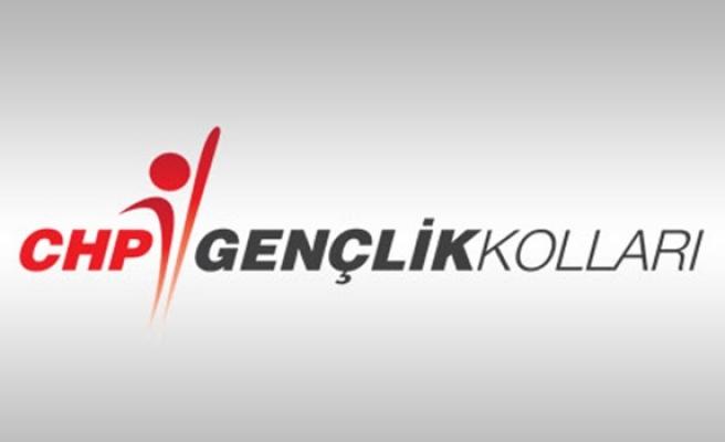 CHP Zonguldak İl Gençlik Kolları 8 Mart Dünya Kadınlar Günü´nü kutladı