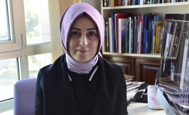 Selvinaz Aydın 8 Mart Dünya Kadınlar Günü´nü kutladı