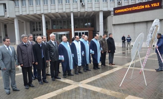 Zonguldak'ta 14 Mart Tıp Bayramı kutlandı