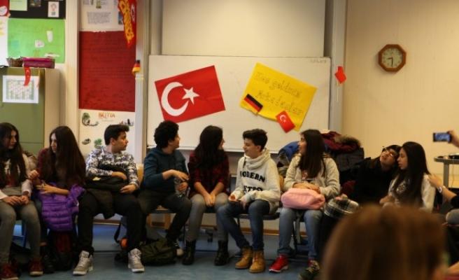 23 kişilik TED Koleji Yayın Grubu,İlk ziyaret Almanya´ya  gerçekleştirdi