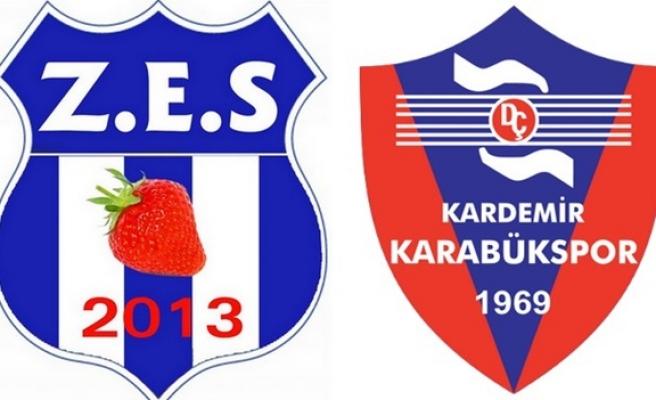 Zonguldak Ereğli Spor, Karabükspor'u ağırlayacak