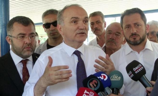 Bakan Özlü, Düzce'de seçim sonuçlarına yapılan itirazları değerlendirdi