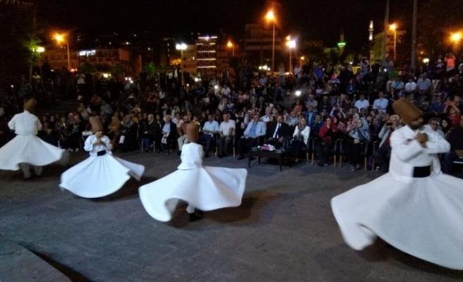 Ereğli'de Kadir Gecesi coşkusu