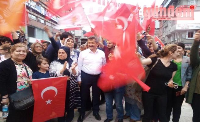Kaybeden yok, Zonguldak kazandı