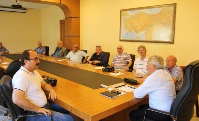 Kozlu Belediye dağıldı
