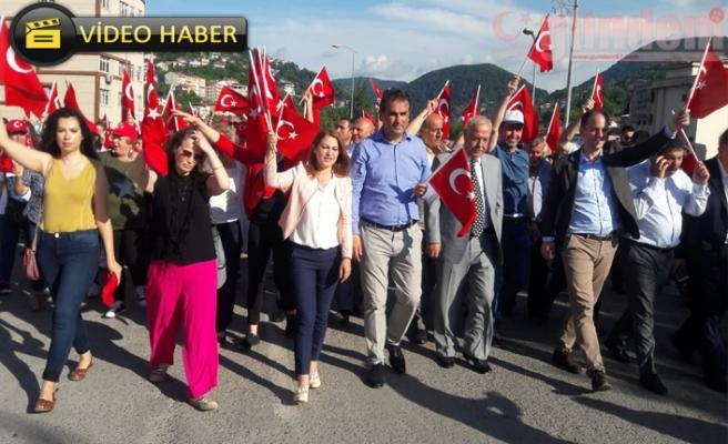 Kurtuluşunun 97. Yılı kutlu olsun Zonguldak!