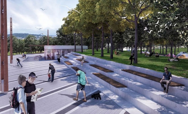 Manolya Park'ın ismi değişiyor!