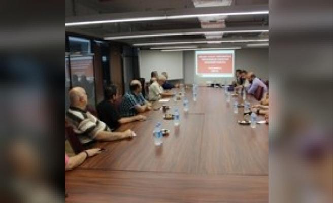 BEÜ danışma kurulu toplandı