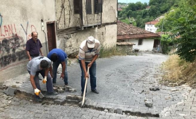 Safranbolu Belediyesi çalışmalarını sürdürüyor