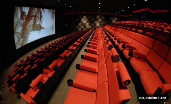Türkiye'de Sinema seyirci sayısı yüzde 23,9 arttı