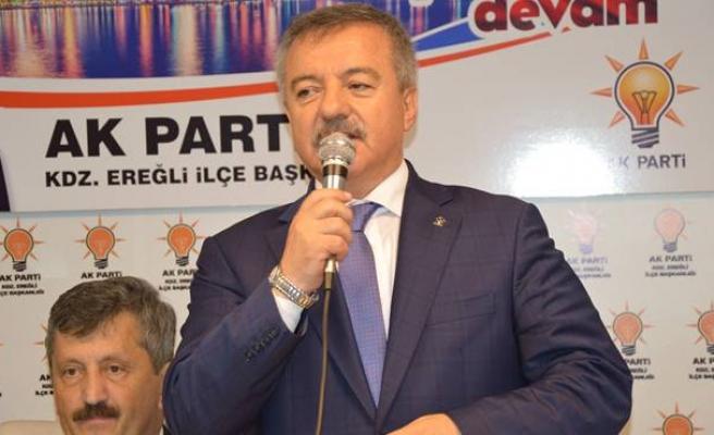 Türkmen Jandarma'yı kutladı