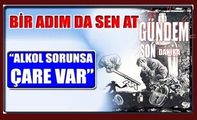 Adsız Alkolikler Zonguldak'ta Toplanıyor