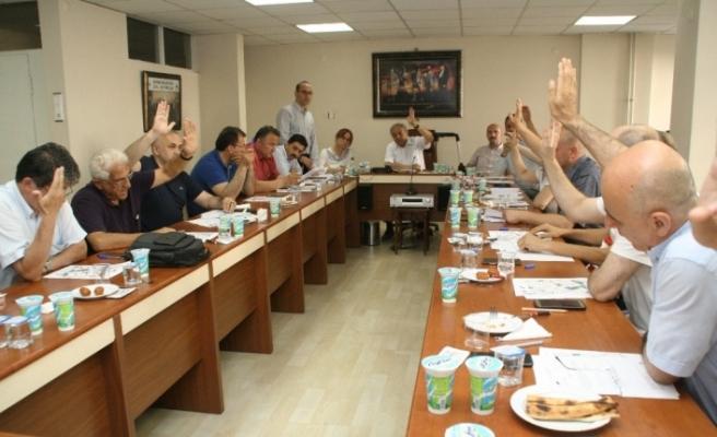 Devrek'te aylık meclis toplantısı yapıldı